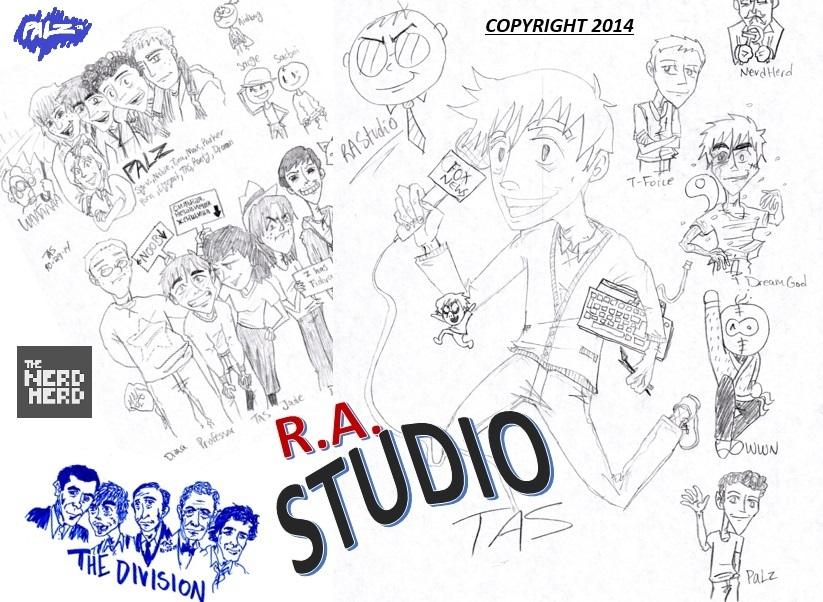 Resident Artist Studio 2014 by TAStheResidentArtist