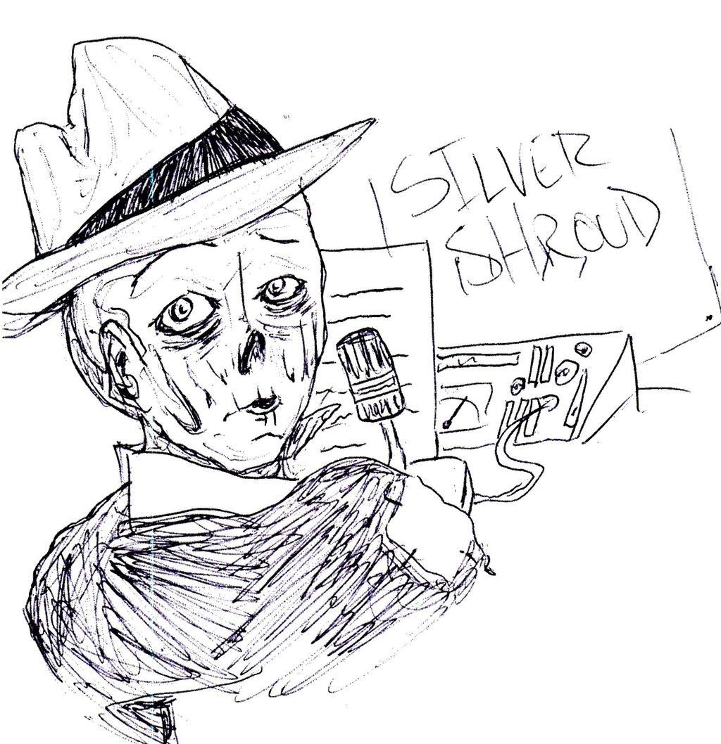 Kent connolly cool ghoul by tastheresidentartist on deviantart for Edward deegan
