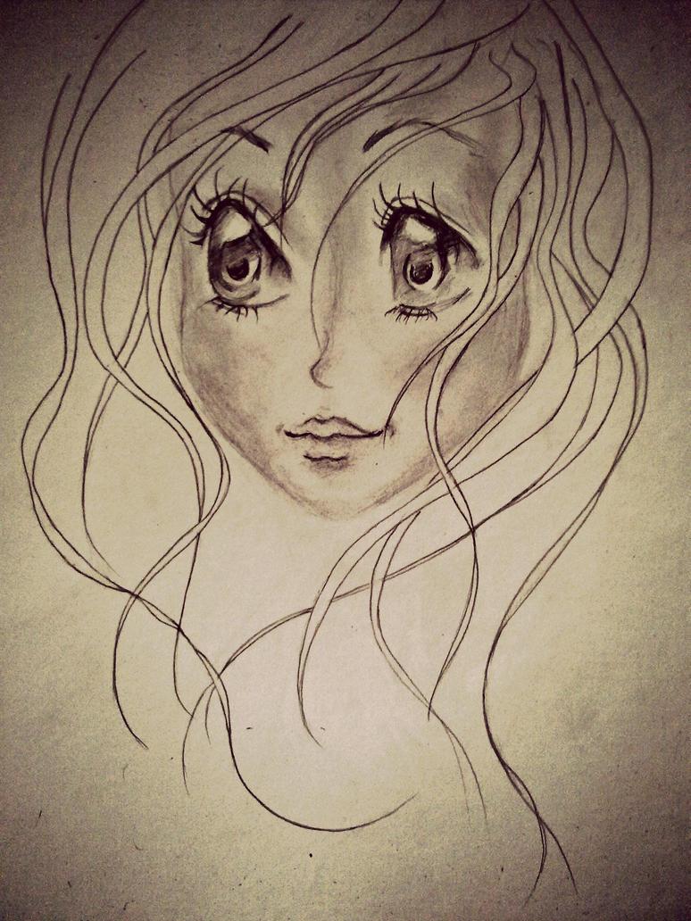 Girl by AnastasiiaS