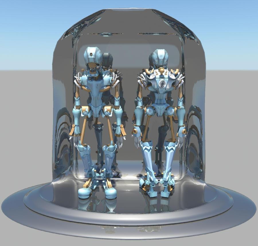 lv robot concept details by lukomi on deviantart. Black Bedroom Furniture Sets. Home Design Ideas