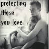 Protecting Those You Love... by johlarian
