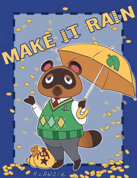 Make It Rain (Tom Nook)
