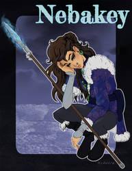 Nebakey Half-Elven (Ironsworn)