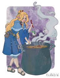 Soup for Marcille (Dungeon Meshi)