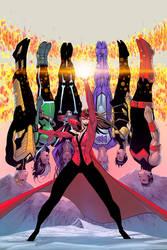 Uncanny Avengers #28 cover