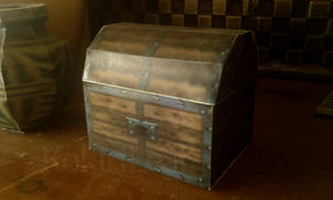 Ocarina of Time - Wooden Chest
