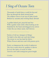 I Sing of Oceans Torn by Liefesa