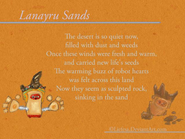 Lanayru Sands by Liefesa