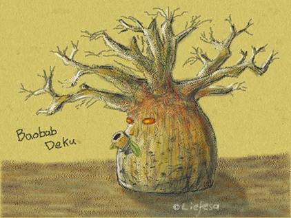 Baobab Deku by Liefesa