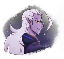 Prince Lotor by apanda54