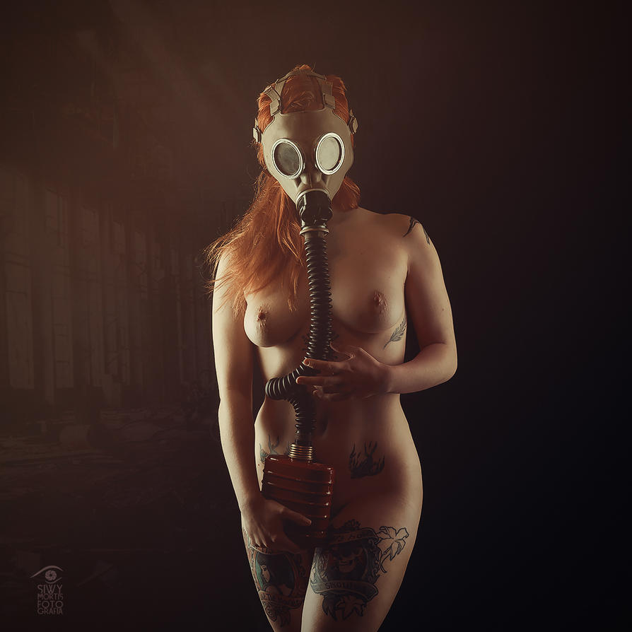 Marta - mask - by siwymortis