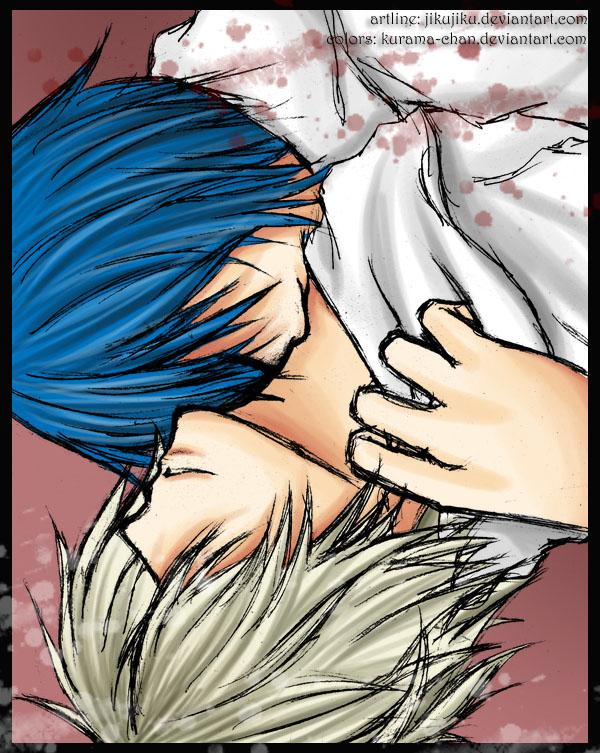 -- Yaoi hotness collab -- by Kurama-chan