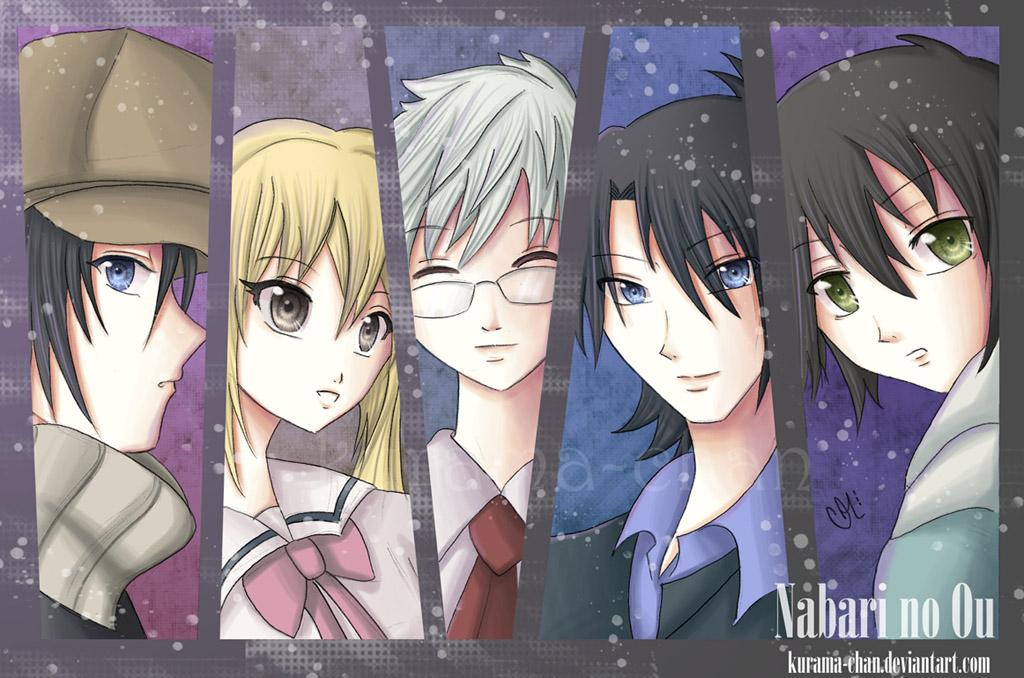 Claim an Anime/Manga!![OPEN] (20 - ) - Forums ... Nabari No Ou Characters