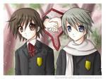 -- JRKids: Hiroki and Usami --
