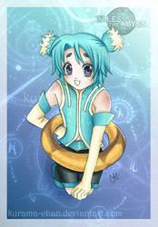 -- Gijinka Project: Mieu -- by Kurama-chan