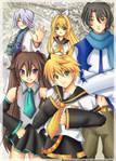 --Pandora Hearts - Vocaloid--