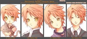 - Character Age Meme: Tomoya -