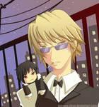 -- Durarara - Shizuo --