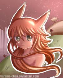Le petit prince: Fox gijinka by Kurama-chan