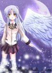 -- Angel beats: Tenshi --