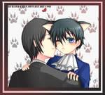 -- Sebastian loves cats --