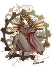- Comission: Eirlys Hadenna - by Kurama-chan