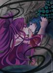 -- PMM: Sayaka and Kyouko --