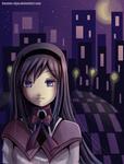 -- Puella Magi: Homura --