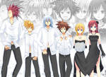 -- Kingdom Hearts in suit --