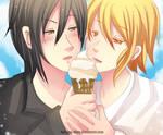 -- Shigeru + Matsuo --
