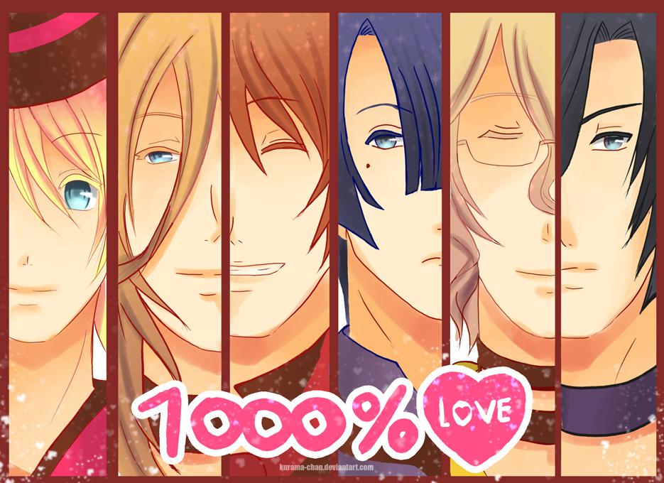 -- Uta Prince: 1000 love --