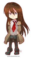 - Steins Gate: Chibi Kurisu -