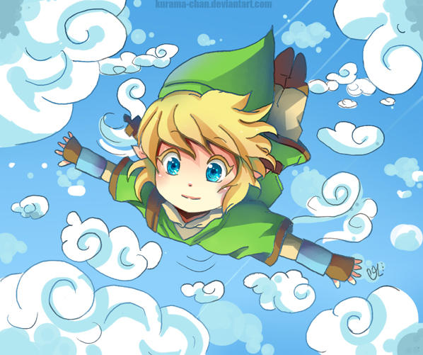 -- Link Skyward Sword Chibi --