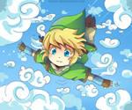 -- Link Skyward Sword Chibi --