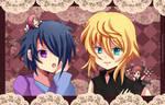 -- Gift: Nao and Nari -- by Kurama-chan