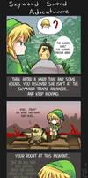 -- Wondering about Zelda in SS -- by Kurama-chan
