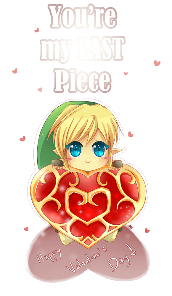 -- Valentine Exchange Card: Link -- by Kurama-chan