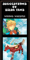 -- Zelda: Comics ideas suggested --