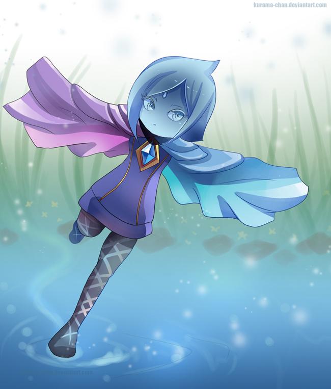 -- Skyward Sword: Chibi Fi -- by Kurama-chan