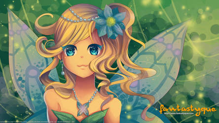 -- Fairy Commission -- by Kurama-chan