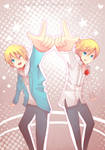 -- Crossover: Chizuru + Kuma --