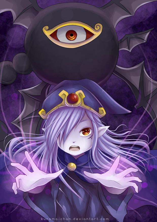 -- Zelda Minish Cap : Vaati -- by Kurama-chan