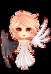 -- Chibi commission for DarkSaph 2 -- by Kurama-chan
