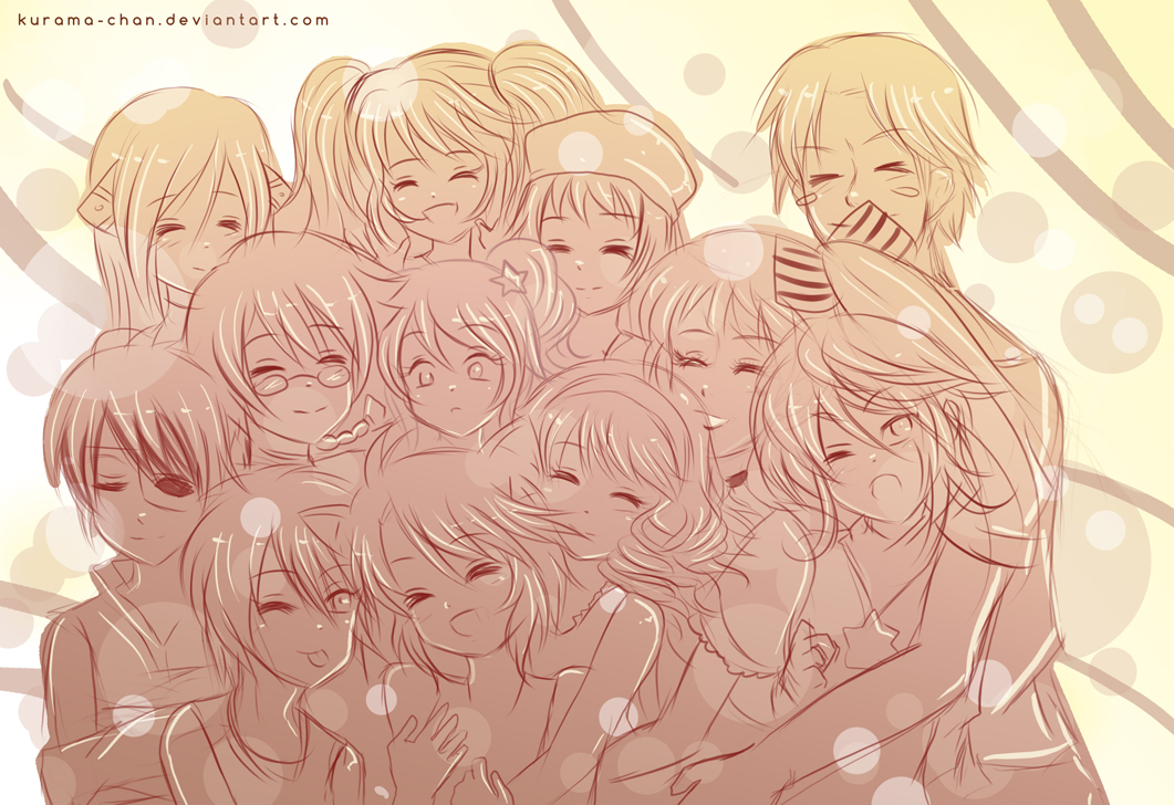 -- SS: Friendship -- by Kurama-chan