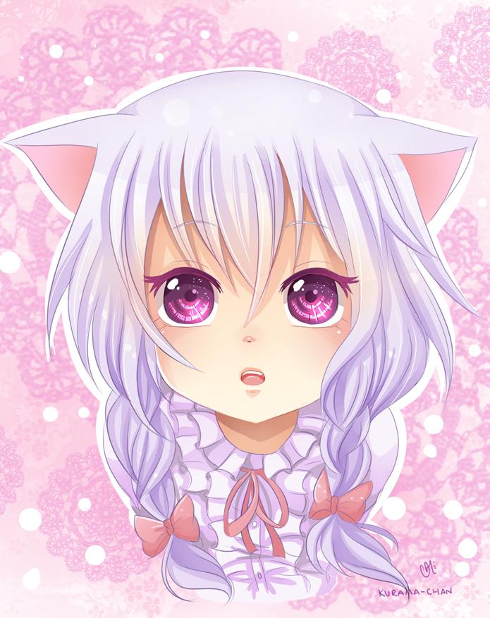 -- Commission for Nana-Blank -- by Kurama-chan