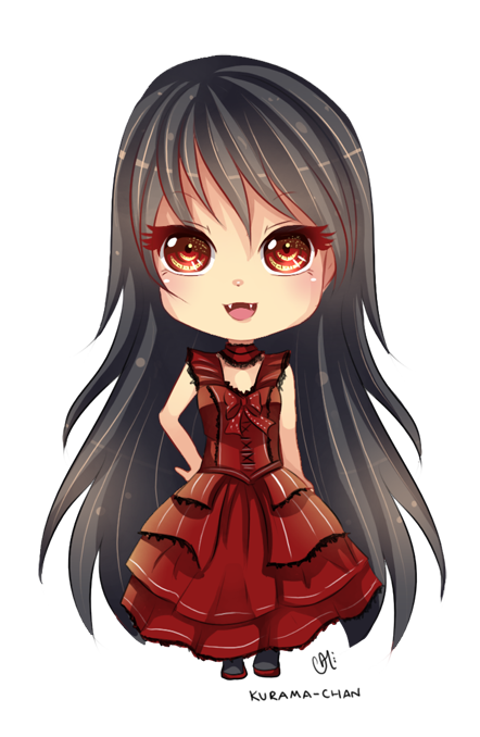 Chibi Commission For Mysteryxgirl By Kurama Chan On