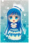-- Chibi Commission for Lunachi139  01 -- by Kurama-chan