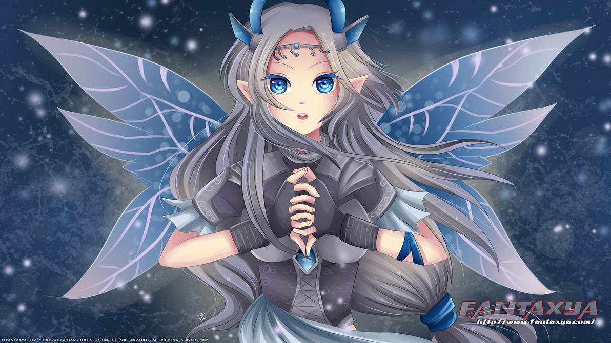 -- Fairy Commission 7 - Warrior type 1 -- by Kurama-chan