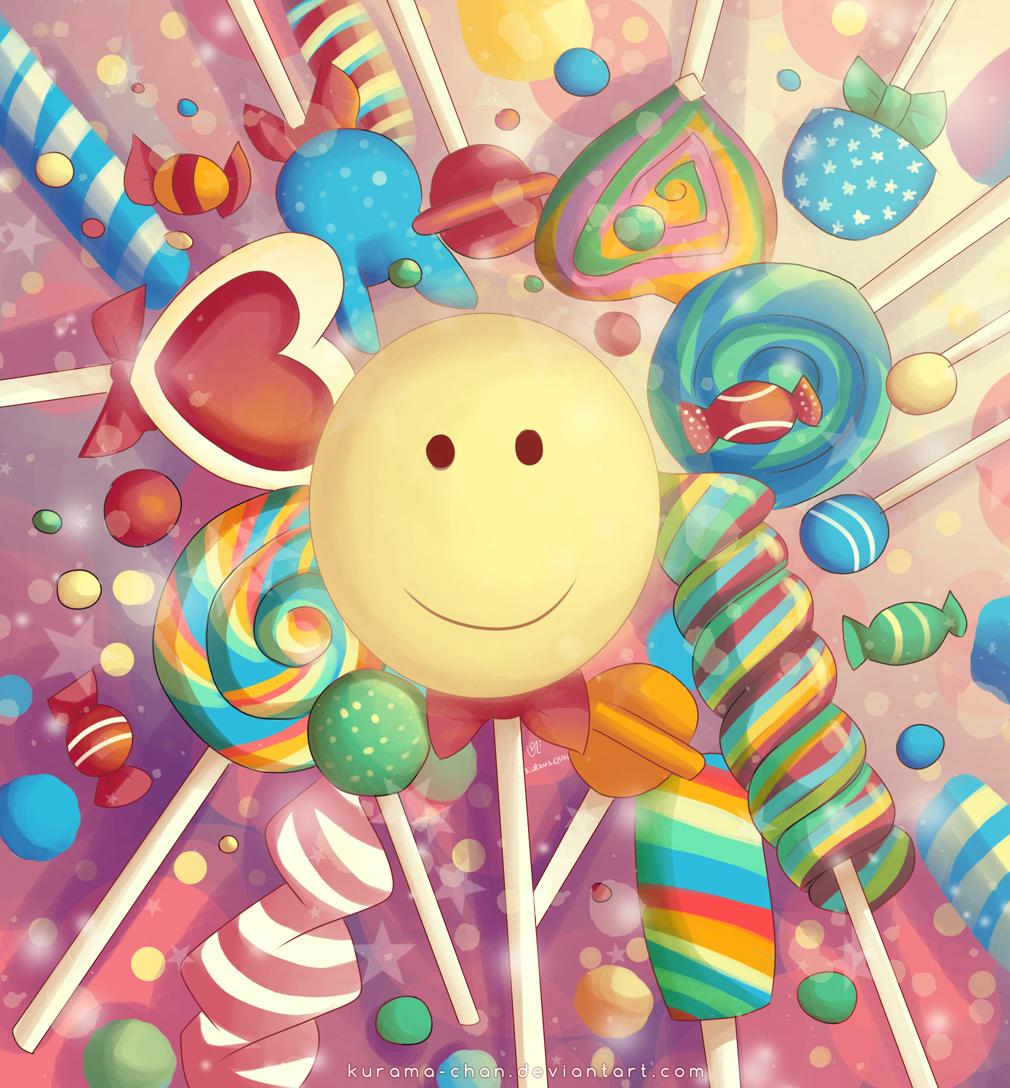 Lollipop Candy Wallpaper Lollipop And Candy