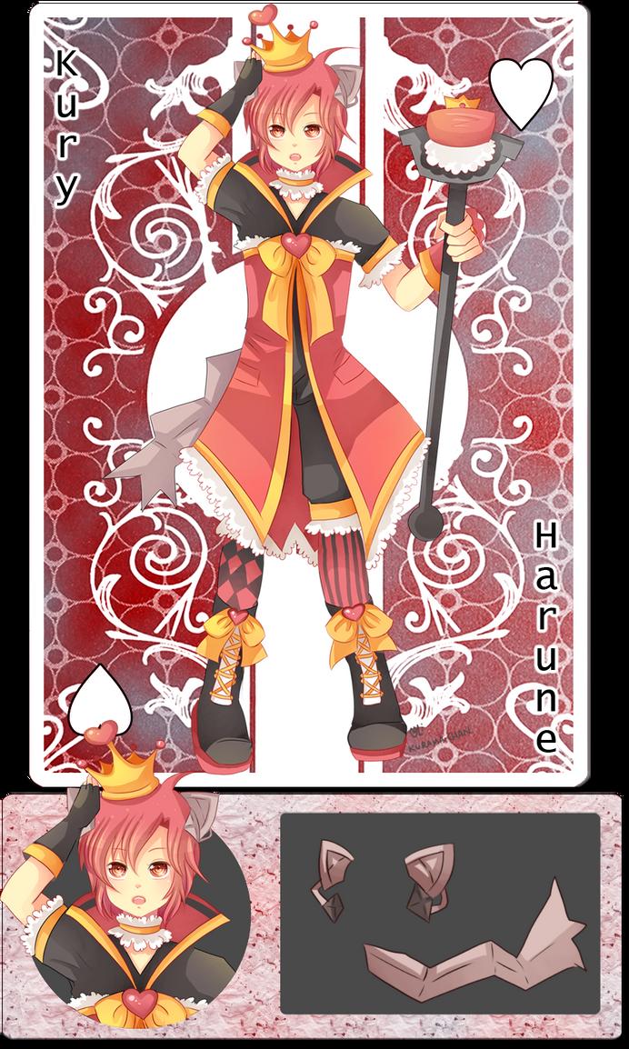 -- Vorpal Sonata: King of Hearts Kury -- by Kurama-chan
